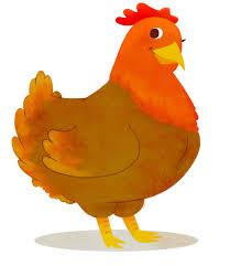 brown-hen